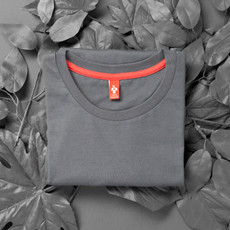 thokkthokk fairtrade t-shirt made with organic cotton castlerock